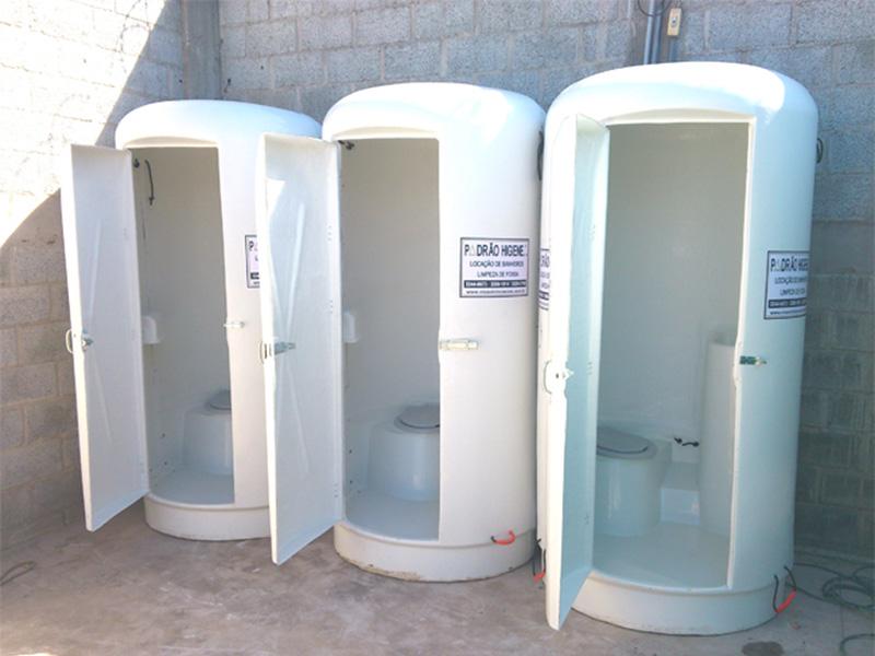 Locação de Banheiro Químico  Visauto Locações -> Banheiro Quimico Feminino